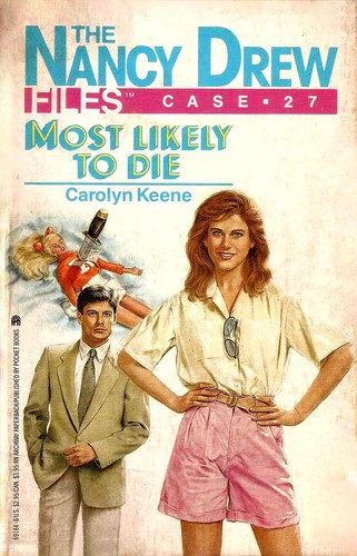 Most Likely to Die by Carolyn Keene