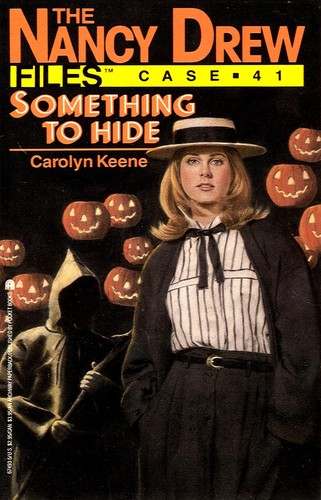 Something to Hide by Carolyn Keene