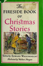 Cover of: Fireside Book of Christmas Stories | E. Wagenknecht