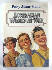 Cover of: Australian women at war | Patsy Adam-Smith