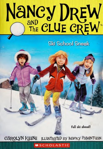Ski school sneak by Carolyn Keene