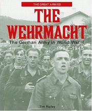Cover of: The Wehrmacht