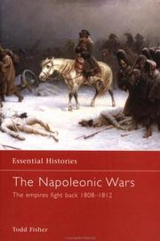 Cover of: The Napoleonic Wars | Todd Fisher