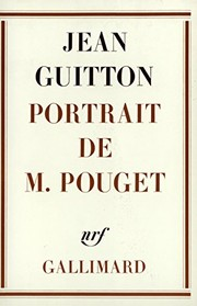 Cover of: Portrait de M. Pouget