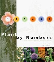 Cover of: Plant by numbers