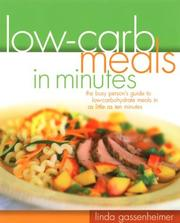 Cover of: Low-Carb Meals in Minutes