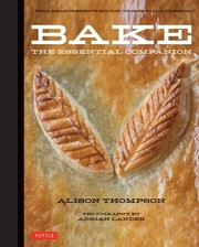 Cover of: Bake | Alison Thompson