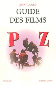 Cover of: Guide des films : Tome 3, P-Z