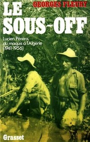 Cover of: Le sous-off