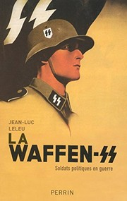 Cover of: La Waffen-SS (French Edition)