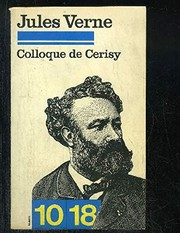 Cover of: Jules Verne et les sciences humaines: Communications ... interventions (10/18 [i.e. Dix-dix-huit] ; 1333) (French Edition)