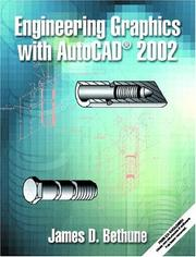 Cover of: Engineering Graphics with AutoCAD 2002