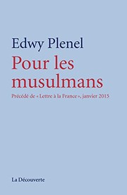 Cover of: Pour les musulmans (French Edition)
