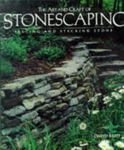 Cover of: The Art And Craft of Stonescaping