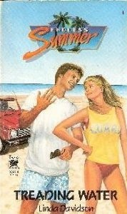 Cover of: TREADING WATER (Endless Summer, No 1) | Linda Davidson