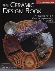 Cover of: The Ceramic Design Book |
