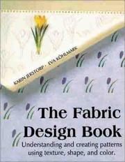 Cover of: The Fabric Design Book | Karin Jerstop