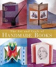 Cover of: The Art & Craft of Handmade Books