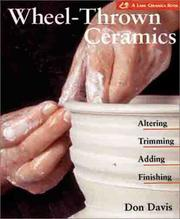 Cover of: Wheel-thrown ceramics