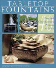 Cover of: Tabletop Fountains | Dawn Cusick