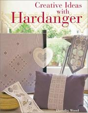 Cover of: Creative Ideas with Hardanger