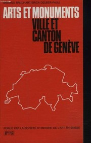 Cover of: Voir Geneve