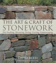 Cover of: The Art & Craft of Stonework