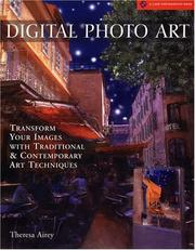 Cover of: Digital Photo Art