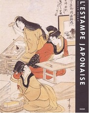 Cover of: L'Estampe Japonaise (French Edition)
