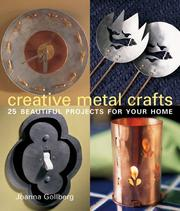 Cover of: Creative Metal Crafts | Joanna Gollberg