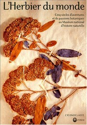Cover of: L'Herbier du monde (French Edition)