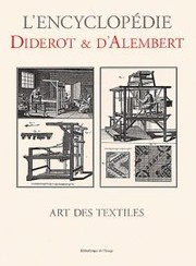 Cover of: L'Encyclopedie Art Des Textiles