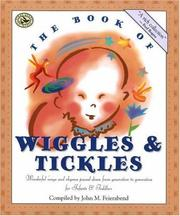 Cover of: The Book of Wiggles and Tickles