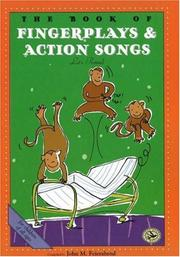 Cover of: The Book of Finger Plays & Action Songs