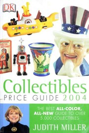 Cover of: Collectibles | Judith Miller