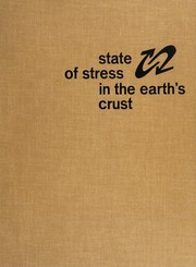 Cover of: State of stress in the earth