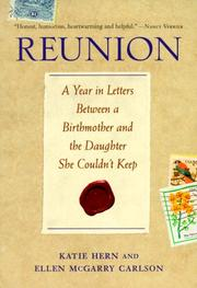 Cover of: Reunion | Katie Hern