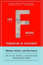 Cover of: The F-word | Kristin Rowe-Finkbeiner