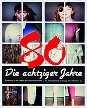 Cover of: Die achtziger Jahre / The 1980s (German and English Edition)