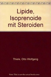 Cover of: Lipide, isoprenoide mit steroiden