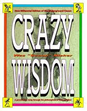 Cover of: Crazy wisdom