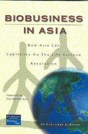 Cover of: Biobusiness in Asia | Gurinder S. Shahi