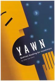 Cover of: Yawn