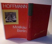 Cover of: Moskau, Berlin