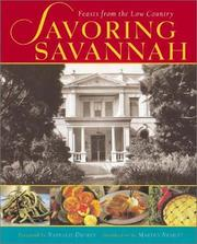 Savoring Savannah by