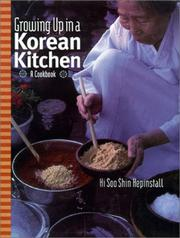 Growing Up in a Korean Kitchen by Hisoo Shin Hepinstall