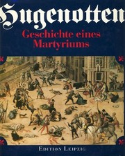 Cover of: Hugenotten