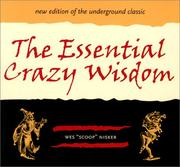 Cover of: The Essential Crazy Wisdom | Wes Nisker
