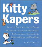 Cover of: Kitty Kapers