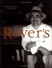 Cover of: Rover's: Recipes from Seattle's Chef in the Hat